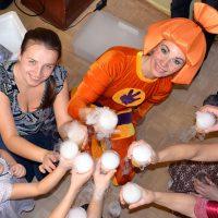 Химическое шоу на праздник и День Рождения