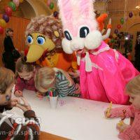 Ростовые куклы на детский праздник и День Рождения