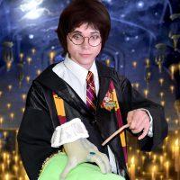 Сказочные приключения для детей с Гарри Поттером