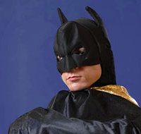 Супергеройская программа для детей Бэтмен