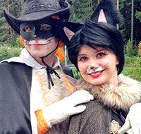 Программа для детей Новые приключения Кота в Сапогах