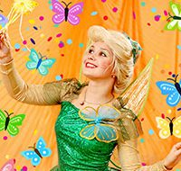 Программа для детей Волшебные приключения феи Динь-Динь